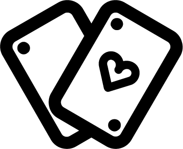 Cards Heart icon
