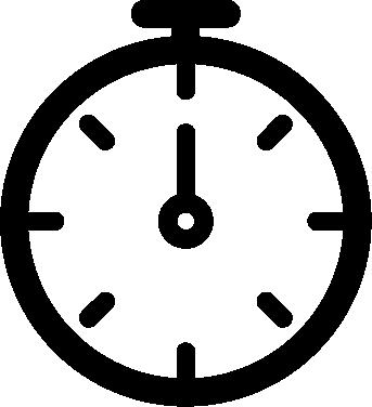 Chronometer free icon