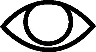 Eye free icon