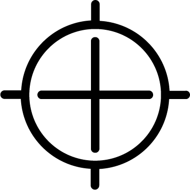 Crosshair free icon