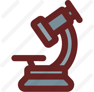 Microscope free icon