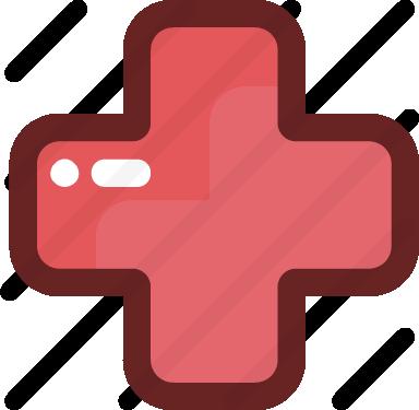 Hospital free icon