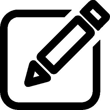 Edit free icon