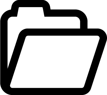 Folder Open free icon