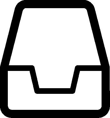 Inbox free icon
