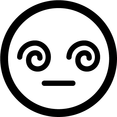 Hypnotized free icon