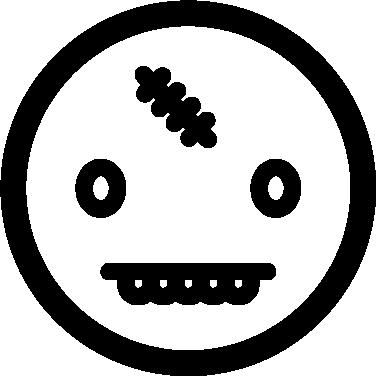 Zombie free icon