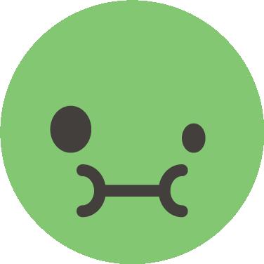 Sick free icon