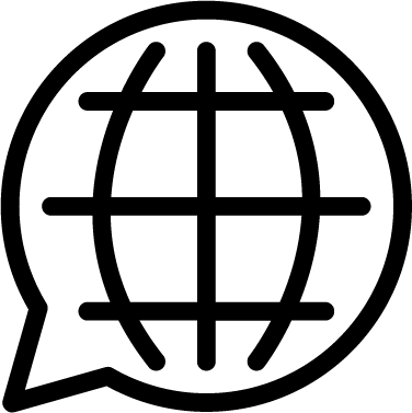 Translation free icon