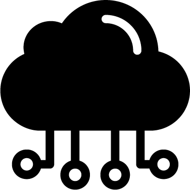 Cloud Computing free icon