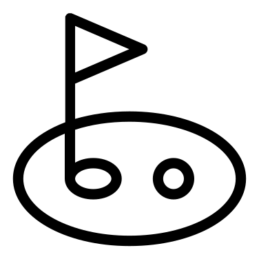 golf free icon