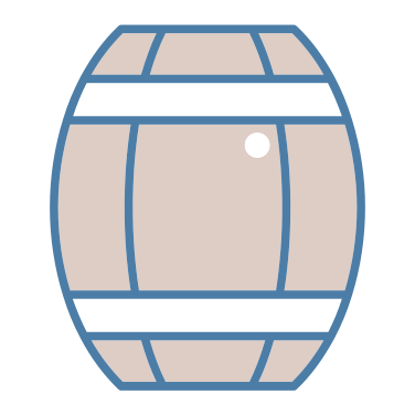 barrel free icon