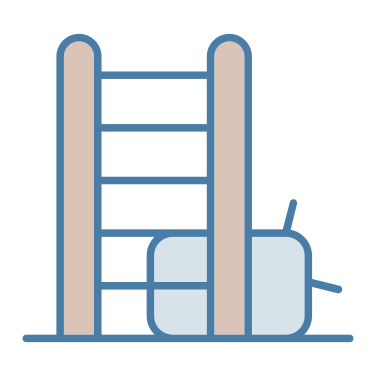 ladder free icon