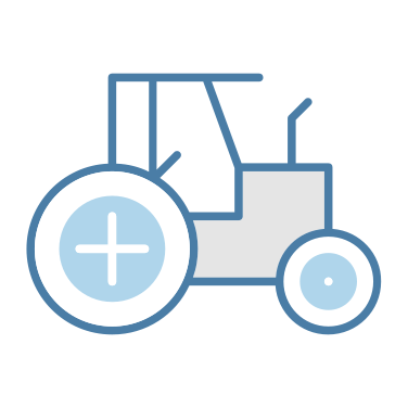 tractor free icon