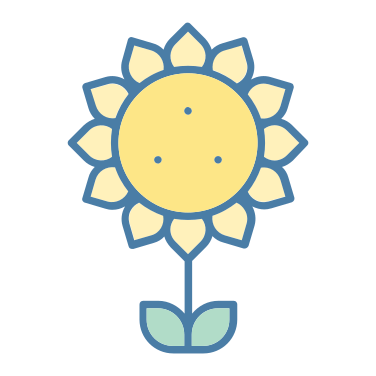 sunflower free icon