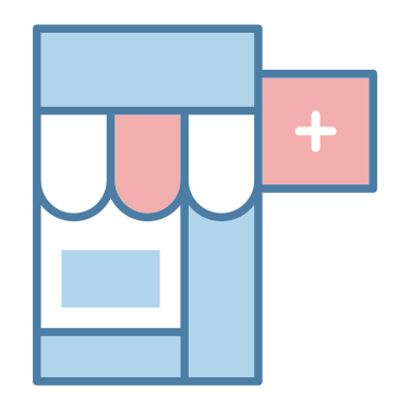 pharmacy free icon