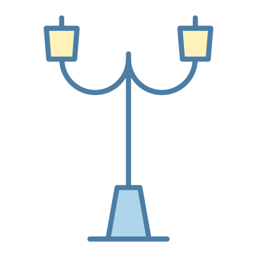 street light free icon