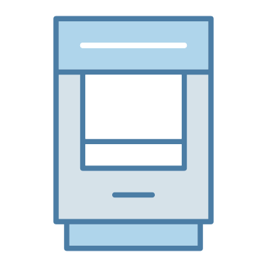 ticket machine icon