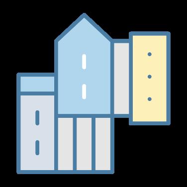 hostel free icon