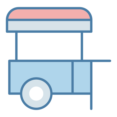 street food free icon