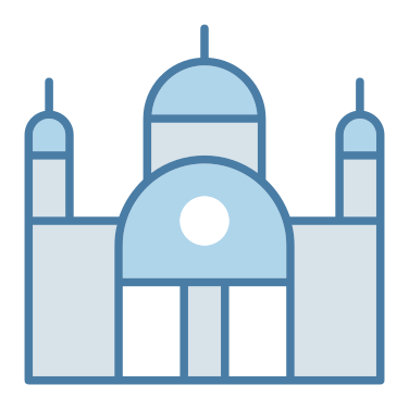 synagogue free icon