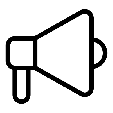 Megaphone free icon