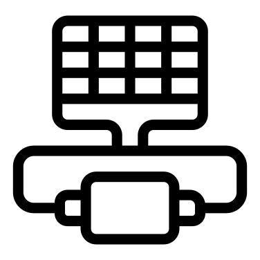 Solar Panel free icon