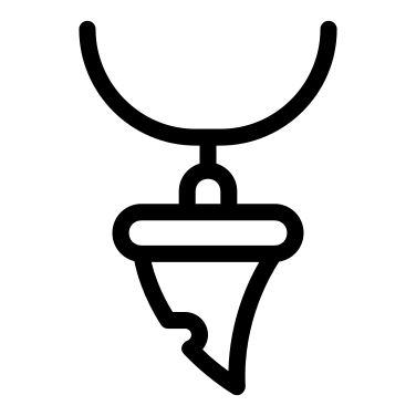 Pendant free icon