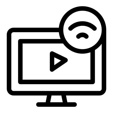 Smart Tv free icon