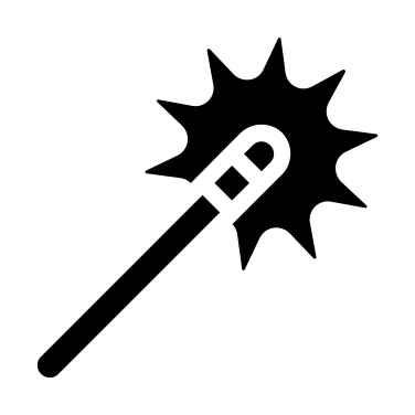 Flare free icon