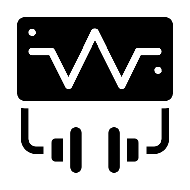 Defibrillator free icon