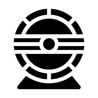 Hamster Wheel free icon