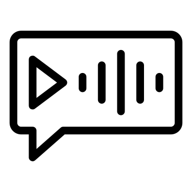 Voice Message free icon