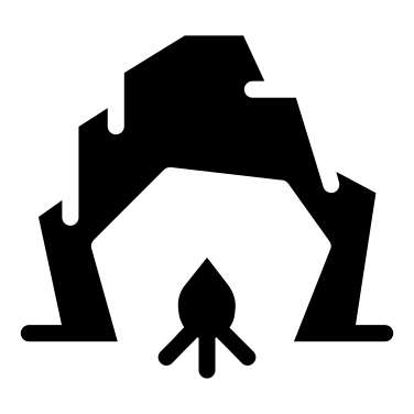 Cave free icon