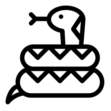 Snake free icon