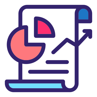 Analytics free icon
