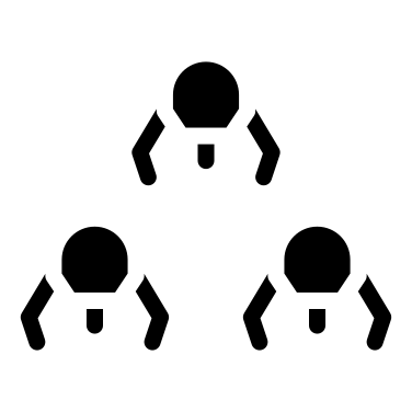 Nanorobot icon