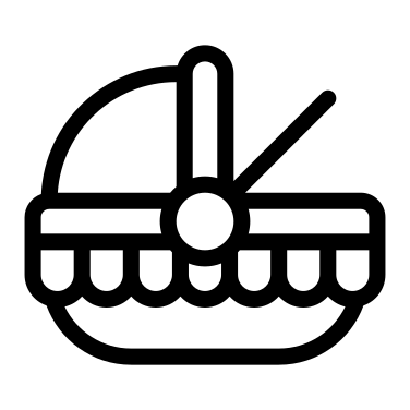 Carrycot icon