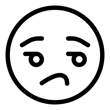 Suspicious icon