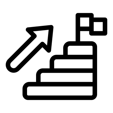 Climbing icon